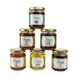French Honey Collection - Jan de Luz Linens
