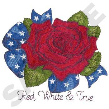 CF0213 Red White And True