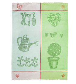 Gardening Provence Kitchen Towel