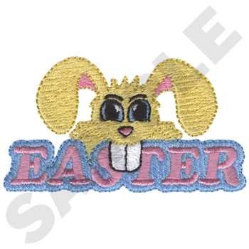 HY0611 - Easter Embroidery