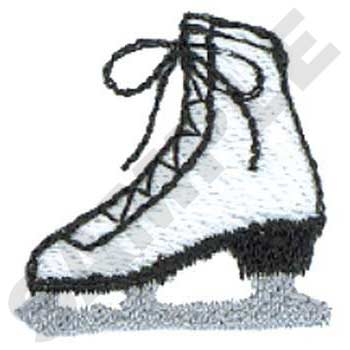 SP1578 - Ice Skating Embroidery