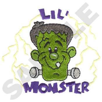 Lil Monster #HY0664